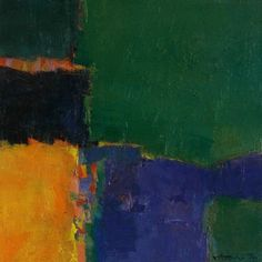 J'adore. .. #abstractart #modernart #colorblock #hiroshimatsumoto  (at Miami Shores By The Bay)