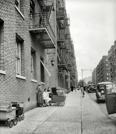 June 1936. Bronx, New York