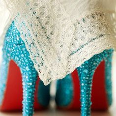 louboutins & lace #OBA