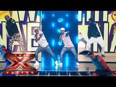 Watch Reggie 'N' Bollie Whip... Watch them Nae Nae | Live Week 5 | The X...