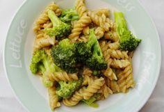 One-Pot Cheesy Broccoli Pasta http://greatist.com/health/whole-wheat-pasta-healthier