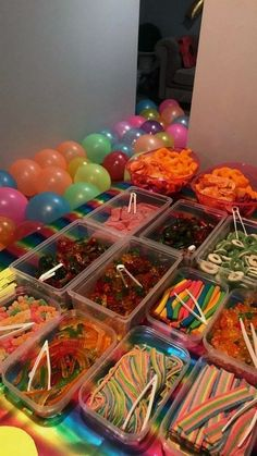 Easy DIY Movie Night Food Ideas at Home with the Kids- movie night candy - bi. - Easy DIY Movie Night Food Ideas at Home with the Kids- movie night candy – birthdayparty.dec…– Source by Sleepover Snacks, Fun Sleepover Ideas, Sleepover Birthday Parties, Birthday Party Snacks, Birthday Party For Teens, Sweet 16 Birthday, Girl Sleepover, Party Ideas For Teenagers, 14th Birthday