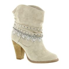 25 Trendy womens shoes and boots ankle booties clothing boutiques Booties Outfit, Ankle Booties, Bootie Boots, Grey Booties, Gyaru, Soft Grunge, Trendy Womens Shoes, Buckle Boots, Bow Boots