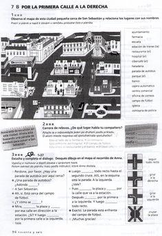 La ciudad (vocabulario + ejercicio)