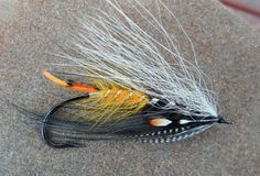 Dedicated to classic and modern steelhead flies of the Pacific Northwest