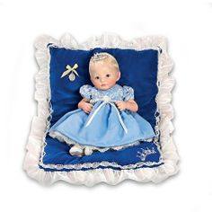 Princess Diana Tribute Lifelike Baby Doll: Rose by Ashton Drake « Game Searches
