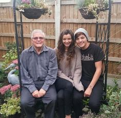Louis grandfather posted this on twitter. They are so cute together Xxx.