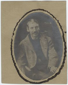Robert Louis Stevenson, no date From: Edwin J. Beinecke Collection of Robert Louis Stevenson Jekyll And Mr Hyde, Robert Louis Stevenson, Film Base, Famous Words, Treasure Island, Boat Building, Painting, Collection, Films