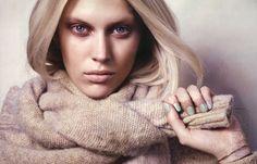 Juliana Schurig for Vogue Japan October 2014