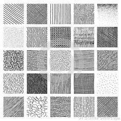 texturas a lapiz arquitectura - Buscar con Google