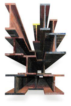 Three-Dimensional Artworks by Ron van der Ende