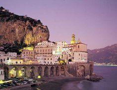 Campania--Amalfi coast