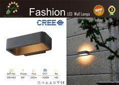Fashion LEDWall Lamps #LEDwalllamps  #LEDwalllights www.sunflowerite.com whatsapp:+8618968356740 Skpe:jack@sunflowerlite.com Led Wall Lamp, Led Wall Lights, Lamps, Fashion, Lightbulbs, Moda, La Mode, Lanterns, Fasion
