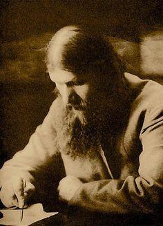 Gregory Efimovich Rasputin
