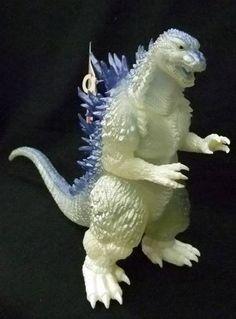 New Bandai Movie Monster Series Godzilla 2003 with theater limited tag F/S #Bandai