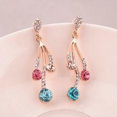 Lead-tin Alloy Earrings - Shop Earrings Online at DressLily.com