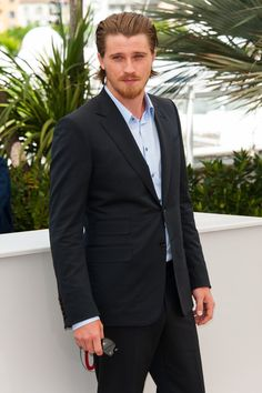 Garrett Hedlund attends 'Inside Llewyn Davis' photocall at the 66th Cannes Film Festival, in Cannes, France.