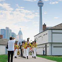 Fort York National Historic Site   250 Fort York Blvd, Toronto, ON M5V 3K9 Telephone: 416-392-6907