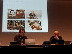 Presentación MASE. Xoán Xil y Kamen Nedev. Museo Reina Sofía Madrid 3-Abril-2014