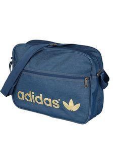 5734021f3439 ADIDAS Airline Bag Denim