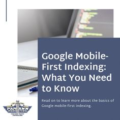 What You Need to Know About Google Mobile-First Indexing - Business 2 Community