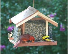 feeders & birdhouses - Handmade – Etsy AU