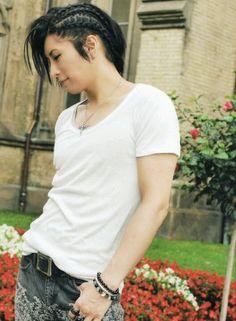 Gackt, beautiful man