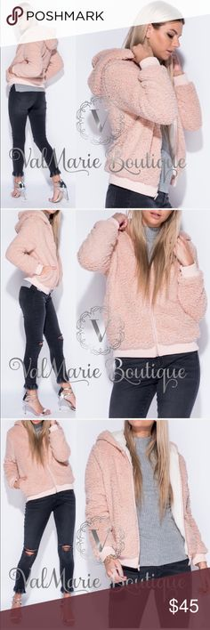 ✅FINAL RESTOCK✅ - COZY CASUAL WEEKEND FUZZY COAT L… -  Fuzzy shopping is alive and well on Pinterest. Compare prices for this @ Wrhel.com before you commit to buy. #Wrhel #Fashion #Fuzzy