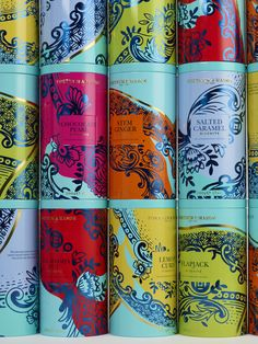 Biscuits packaging - Fortnum and Mason's Biscuits Will Make For Extraordinary Teatimes – Biscuits packaging Biscuits Packaging, Cookie Packaging, Tea Packaging, Food Packaging Design, Packaging Design Inspiration, Brand Packaging, Branding Design, Packaging Ideas, Bakery Packaging