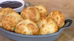 Make any meal special with Joanna Gaines' fluffy and flaky buttermilk biscuits