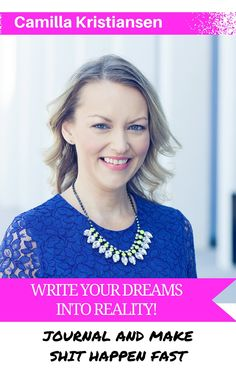 """""""You know that you can write your dreams into reality? If not, then you better start journaling, because that will get your dreams to happen fast. Trust me. The more time you spend on your mindset, the more success you will have. Buy this book and get your dreams to come true you too. As a kick-ass coach I know how to kick my own ass into action, but first I got to have my mind on the right place before I go all in. This book will get you to where you dream about. First write, then act. Get…"""