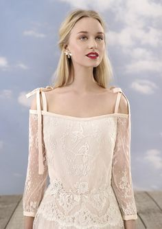 Manon, Collection Couture, Weddings, Wedding Dresses, Lace, Inspiration, Tops, Women, Fashion