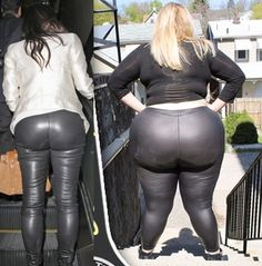 bbwmargot:  rs-yo:  hot and hotter!  me & kim k…. who wore it best? :P