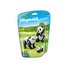 Playmobil® 6652 Familia de Pandas