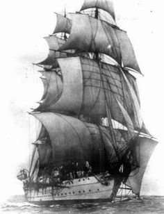 Tall Ships | Nautical Handcrafted Decor Blog
