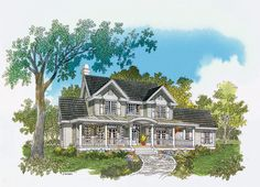 The Mulberry House Plan