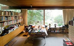 Richard Neutra Rang House Photographed by Iwan Baan 7