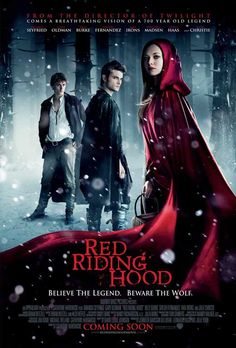 Red Riding Hood 11x17 Movie Poster (2011)