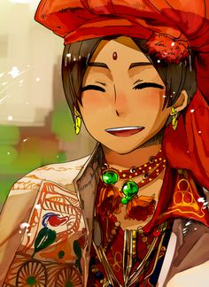 That precious smile :D My baby Desi Problems, North Europe, Hetalia Characters, India, Country Art, Cute Anime Guys, Axis Powers, Anime Art Girl, Concept Art