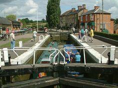 Stoke Bruerne, Northamptonshire.