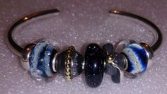 Trollbeads Sky at Night Bangle from Mars at Curling Stones
