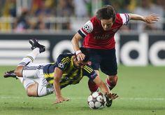 Fenerbache 0 Arsenal 3 - Tomas!