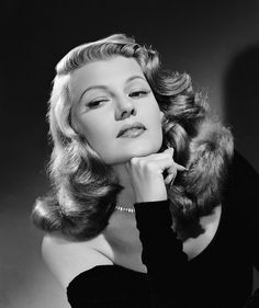 Rita Hayworth - making gingers look sexy since the 1940s :)