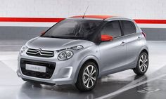#Citroen #C1. Elle affirme son tempérament et attire l'attention dès le premier regard.
