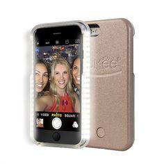 Funda  LuMee para  iPhone 6 color Rose Gold Capas 6f4c3116d928