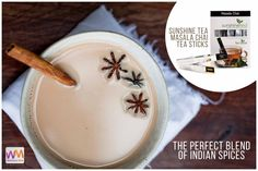This remarkably assertive tea is a blend of robust Indian black teas, cardamom, cinnamom and other spices that make 'Chai' a favourite tea in the whole world! Buy here : http://ipt.pw/K5jI5m