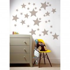 Sticker mural étoiles Patternology - Mamas and Papas