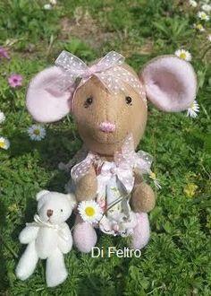 Ratinha Articulada Clarissa