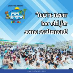 The cool one, the loud one, and even the scared one. This season, visit a destination that has something for everyone. For More: https://goo.gl/Su9dWZ #MMFunCity #WaterPark #Fun #Raipur #WaterSlides