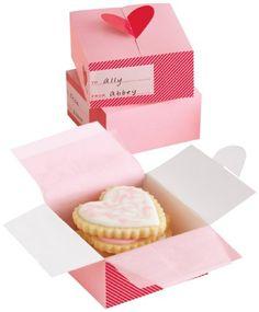 Martha Stewart Crafts Valentines Day Heart Treat Box - http://craftstoresonline.org/martha-stewart-crafts-valentines-day-heart-treat-box